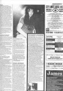 My Bloody Valentine Live at ULU Feb 25th 1989