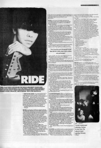 Ride Interview