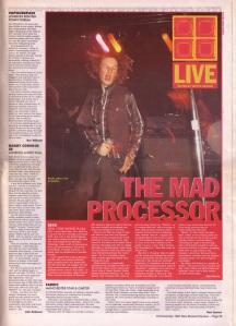 Beck live at New York Irving Plaza November 1994