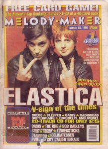 elastica-cover-25th-march-1995