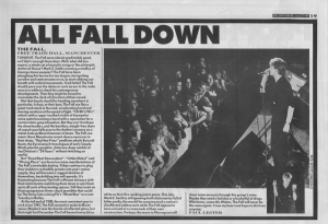 the-fall-live-review-22nd-july-1989