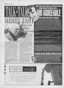 Talk Talk Talk featurng Mr. Agreeable 8th April