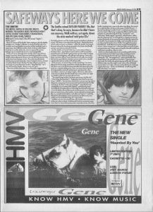 Taylor Parkes reviews The Smiths re-issues 25th February 1995
