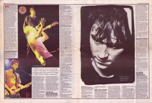 Everett True interviews Blur in America (part two) 9th March 1996