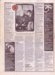 Everett True interviews Blur in America (part three) 9th March 1996