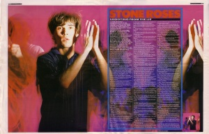 Simon Reynolds interviews The Stone Roses, 3rd June 1989