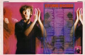 Simon Reynolds interviews The Stone Roses, 3rd June 1989
