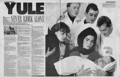 Chris Roberts interviews The Sugarcubes - part 1, 24th-31st December 1988