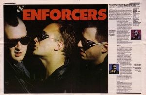 David Stubbs interviews Front 242 part 1, 3rd Sept 1988