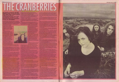 everett-true-interviews-the-cranberries-26th-october-1991