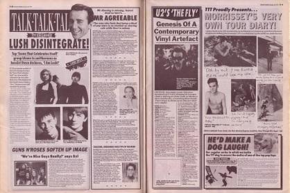 Talk Talk Talk with Mr Agreeable, 26th October 1991