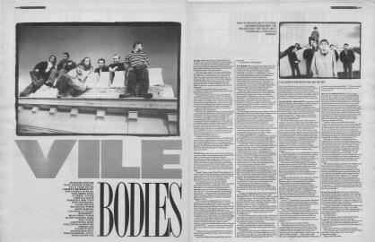 Jonh Wilde interviews Happy Mondays, 12th November 1988