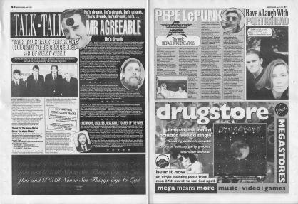 Talk Talk Talk feat. Mr. Agreeable and Pepe LePunk, 1st April 1995