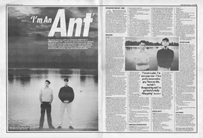 Caitlin Moran interviews American Music Club, 3rd September 1994