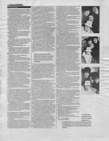 Jonh Wilde interviews The Stone Roses part 2, 9th December 1989