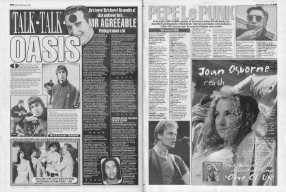 Talk Talk Talk featuring Mr Agreeable, 2nd March 1996