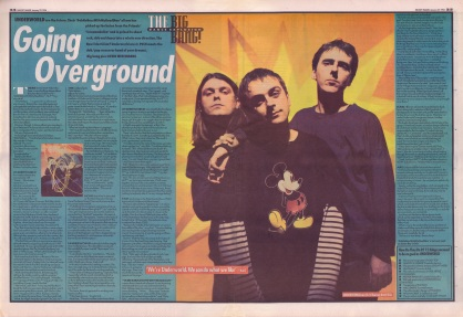 Push interviews Underworld, 22nd December 1994