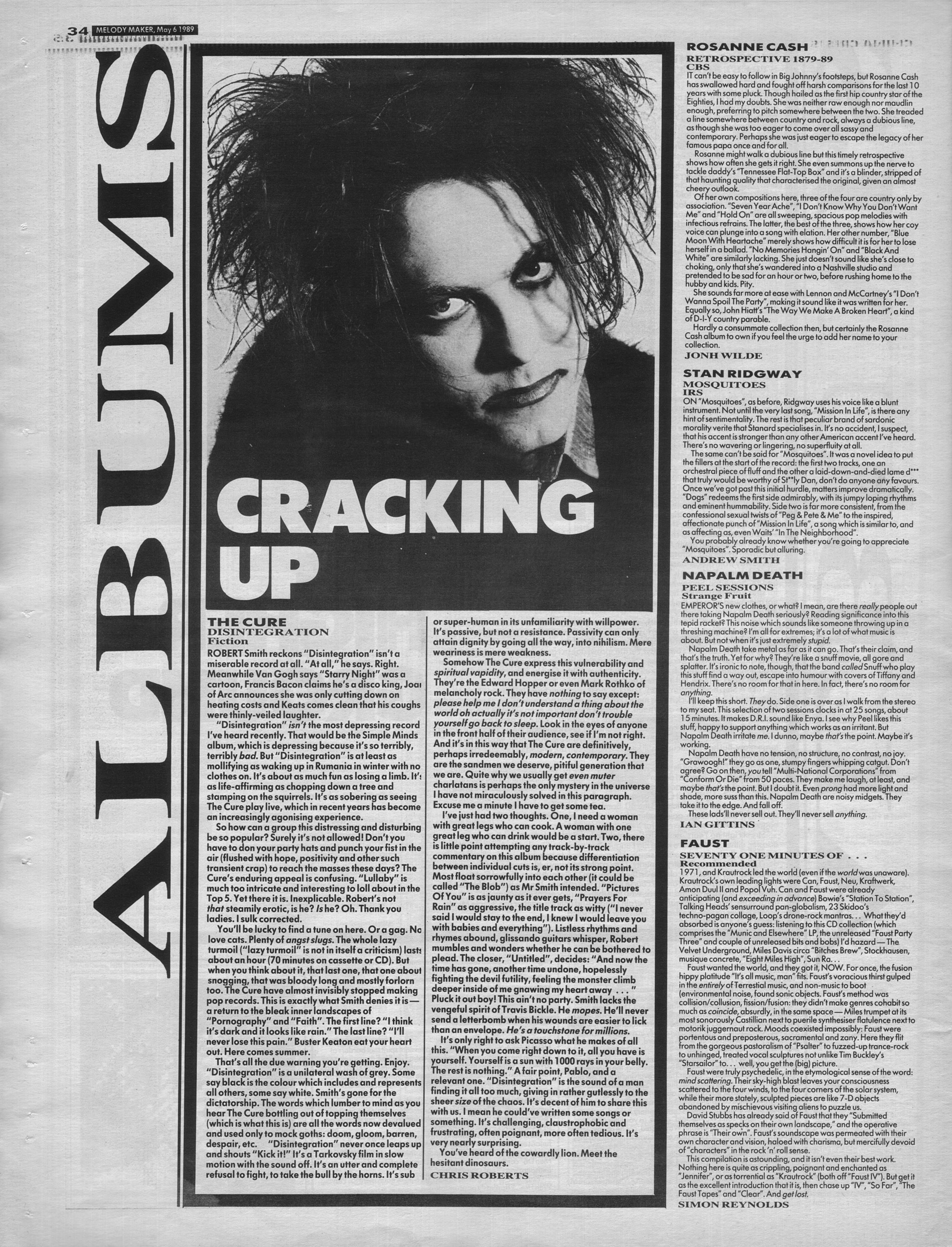 The Cure - Peel Sessions