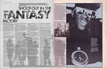 Jonh Wilde interviews Public Enemy, 28th November 1987