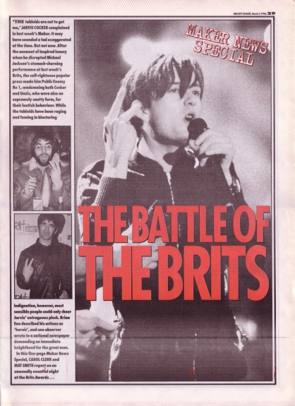 Maker News Special-The Battle of the Brits part 1, 2nd March 1996
